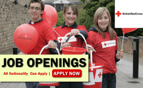 British Red Cross Job Opportunities