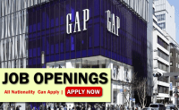 Gap Job Opportunities