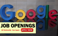Google Job Opportunities