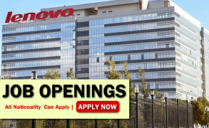Lenovo Job Opportunities
