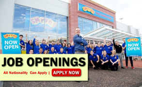Smyths Toys Job Opportunities