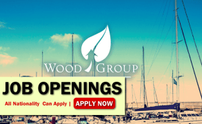 Wood Group Job Opportunities