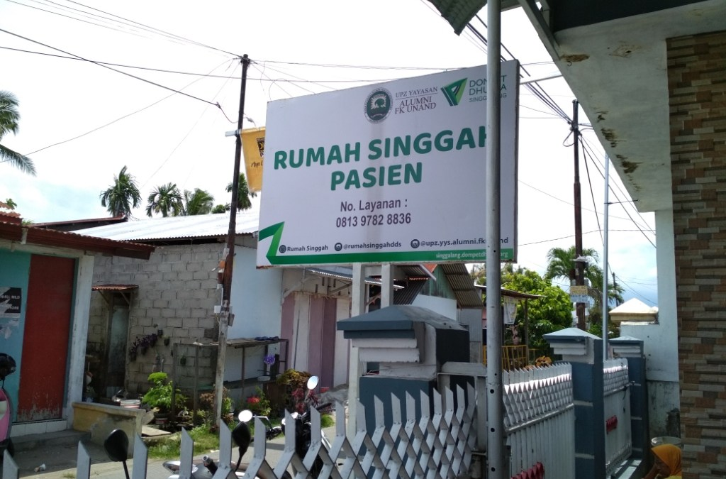Jelang Ramadhan, Dompet Dhuafa Singgalang Sosialisasikan #JanganTakutBerbagi