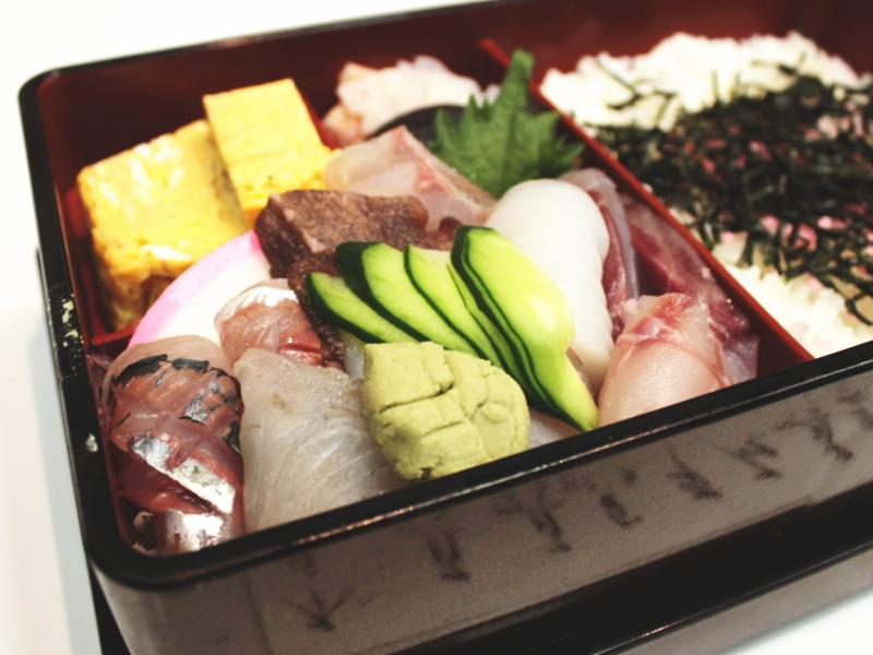 地魚海堡丼byさとみ寿司
