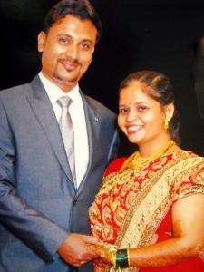 Sarthak and Dr. Sonali