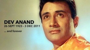 late Dev Anand