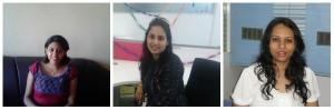 Kavitha Rai, Shilpa Maheshwari, Shilpa Pal
