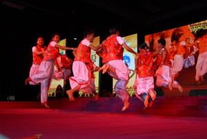 Special Children Dancing