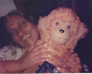 Dolly's Mummy Aunty and Her Pet Monkey Doll