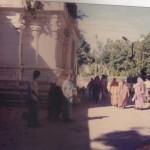 North Indians at Thirupati