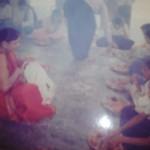 Bimla Mataji Performing Kanyabhoj