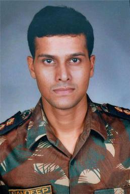 Sandeep_Unnikrishnan (Pic Courtesey - Wikipedia)