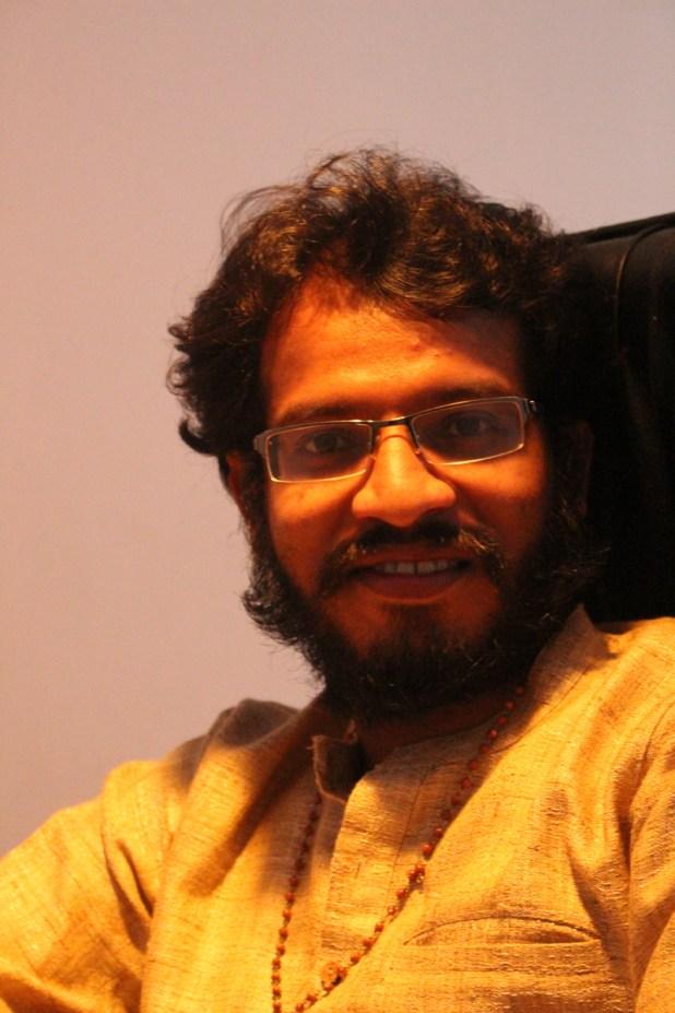 Painter Vivek Vadkar