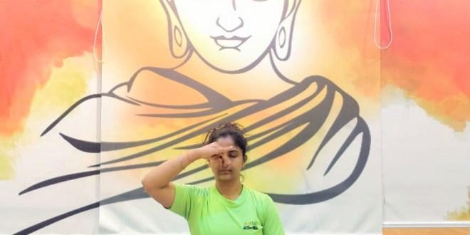Chandra Bhedi Pranayama