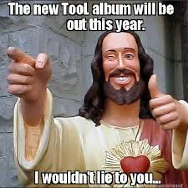 A Journal of Musical ThingsThis is NOT a drill: Tool says their new