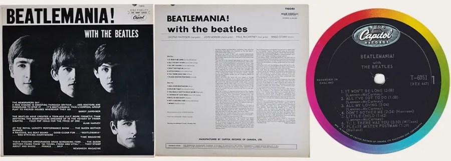 Beatles - Beatlemania