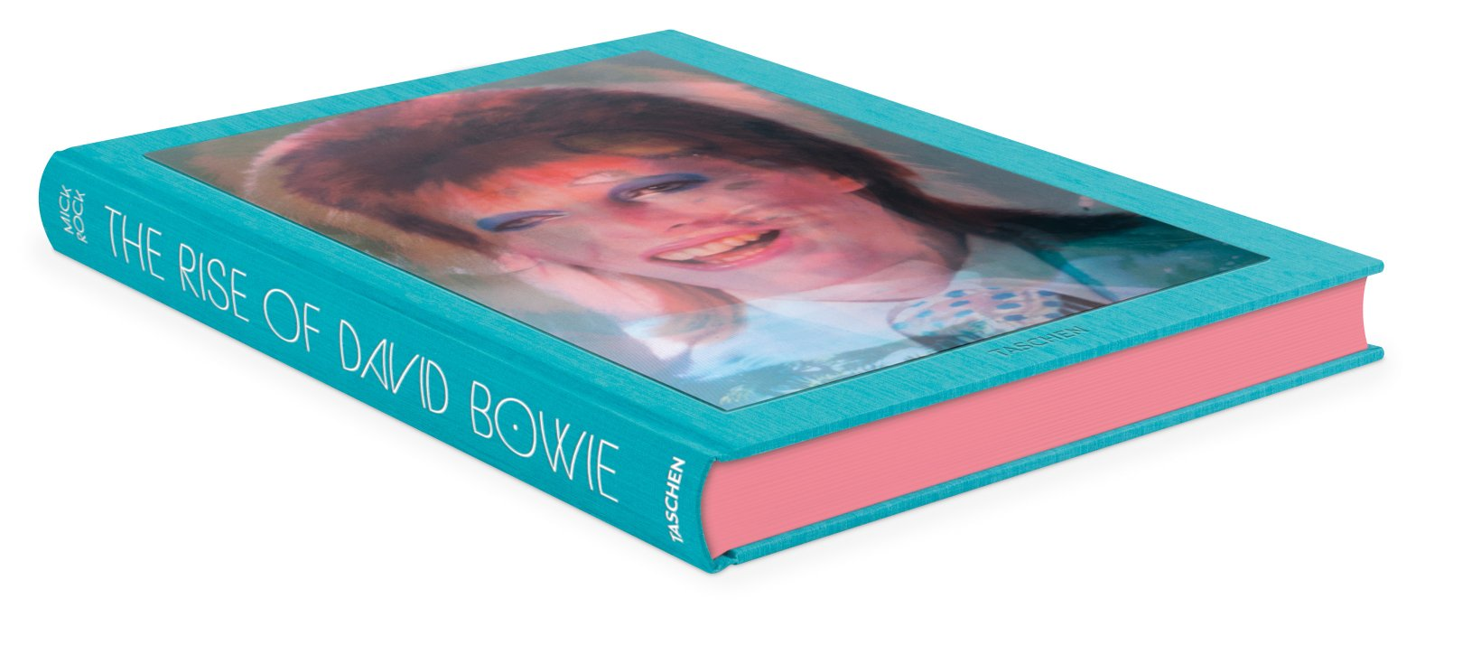 a journal of musical thingsthis new david bowie coffee table book