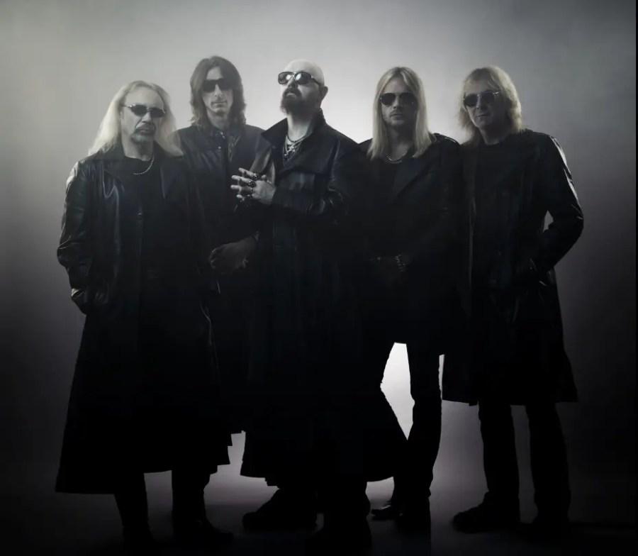 Judas Priest - Travis Shinn