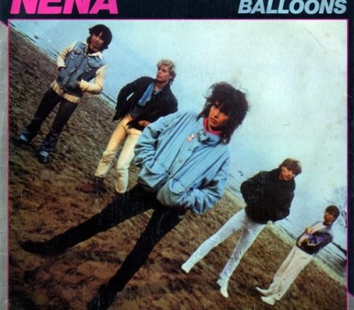 A Journal Of Musical Thingsremember Nena And 99 Red Balloons She