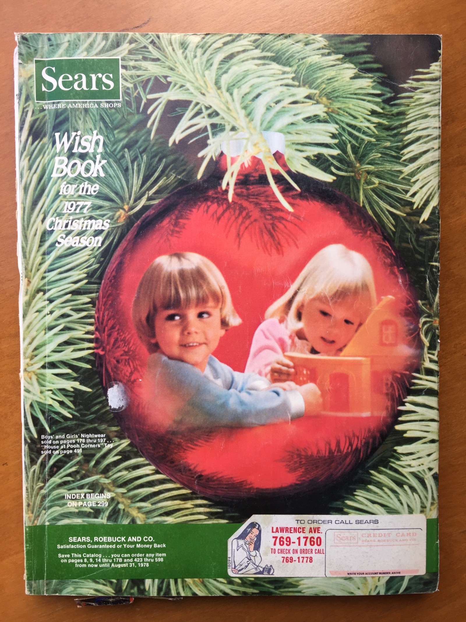 A Journal of Musical ThingsRewind to 1977: The Sears Christmas ...