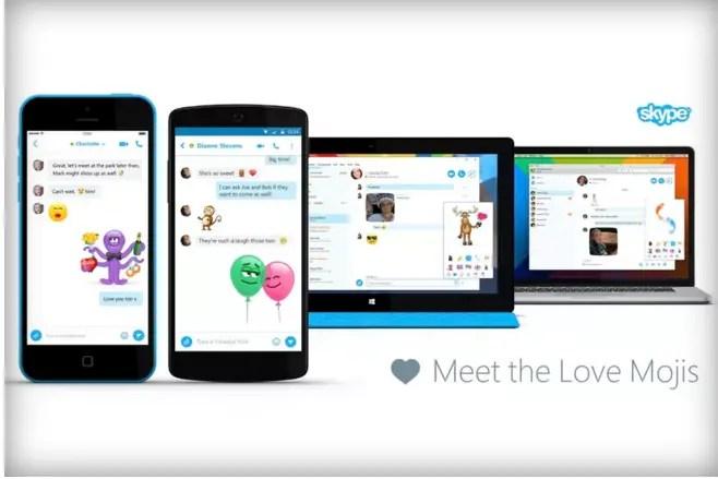 Skype Macca Emojis