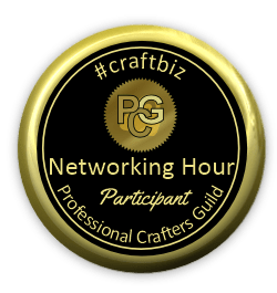 Professional Crafters Guild, Networking, Twitter, #craftbiz