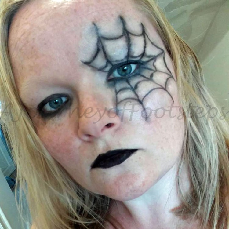Halloween Make Up with Tropic Skincare, Halloween, Tropic, Make Up, Tropic Skincare