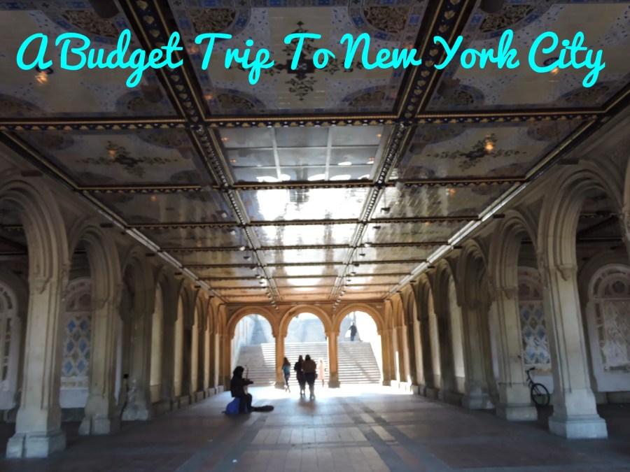 Budget Trip to New York City