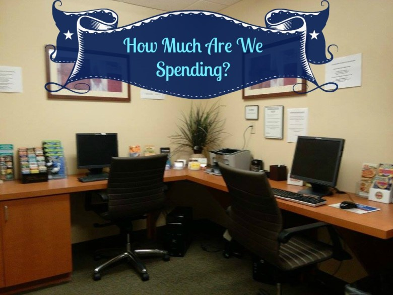 How Much Are We Spending