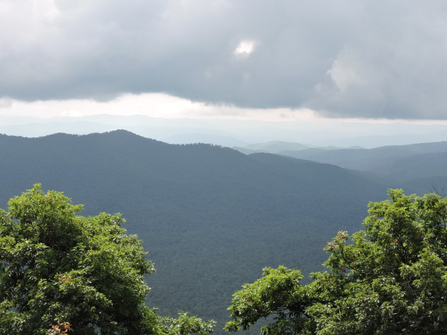 Views from the Blue Ridge Parkway