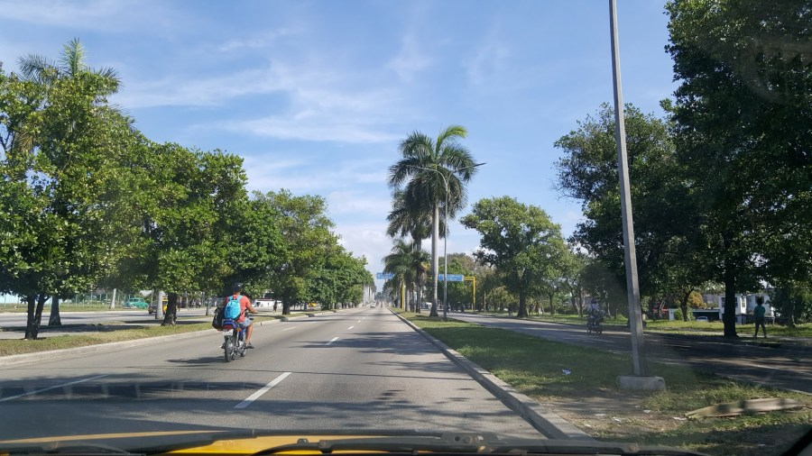 Entrance to Havana
