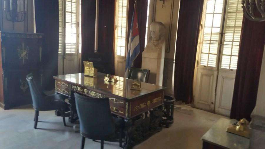 Fidel's Former Office