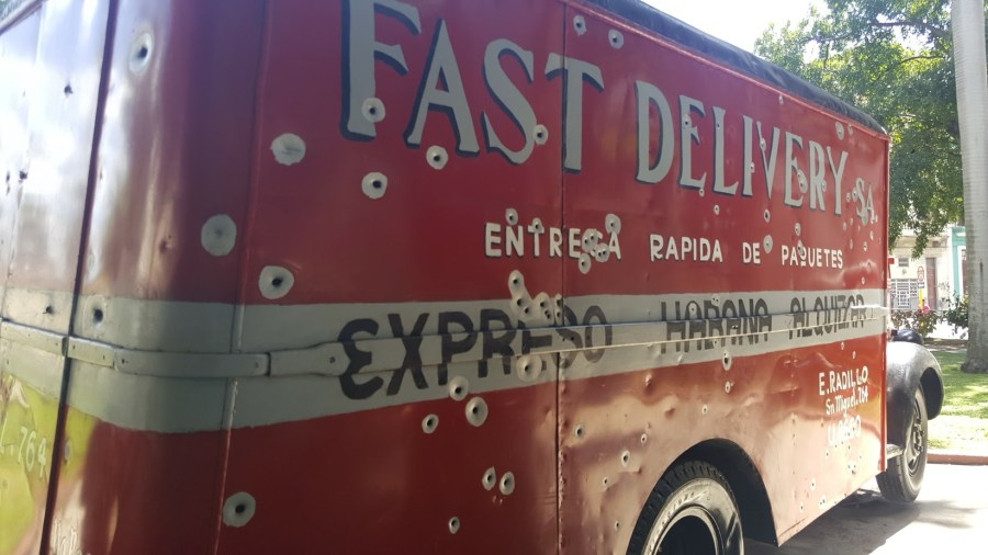 Fast Delivery - Bullet-Proof
