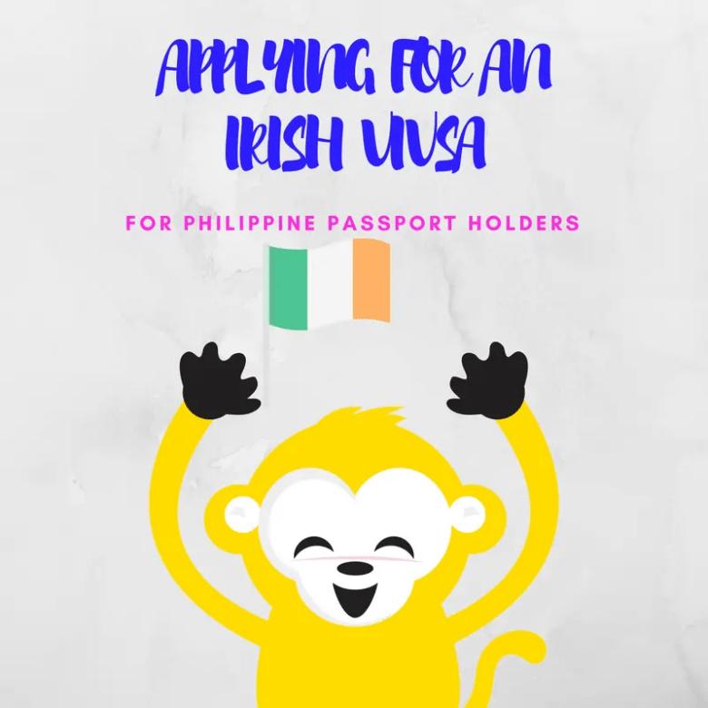 Ireland Visa Application For Philippine Passports A Journey We Love