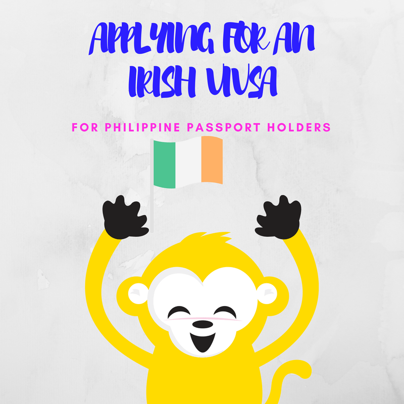 Ireland Visa Application for Philippine Passports