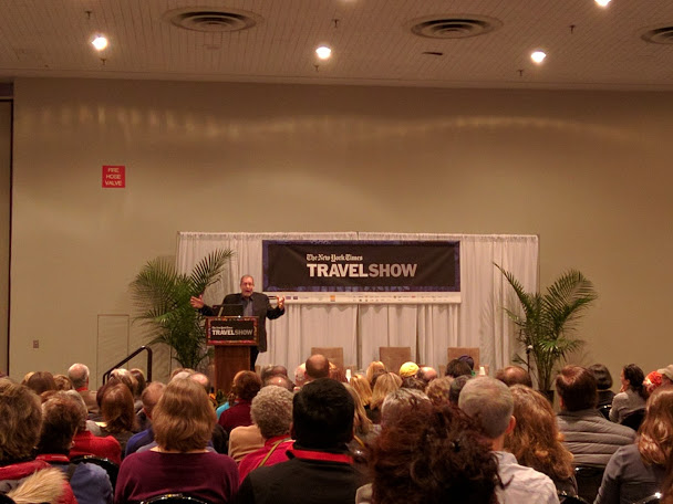 2017 New York Times Travel Show Recap