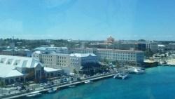 Arrival at Nassau