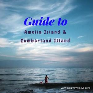 Guide to Amelia and Cumberland Island