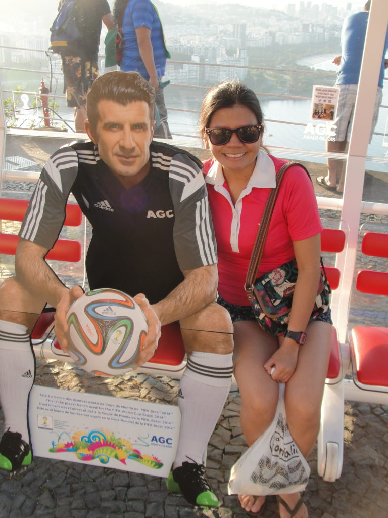 We Traveled to Rio De Janeiro in 2014 to watch the World Cup