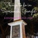 Free Things to Do in Savannah GA