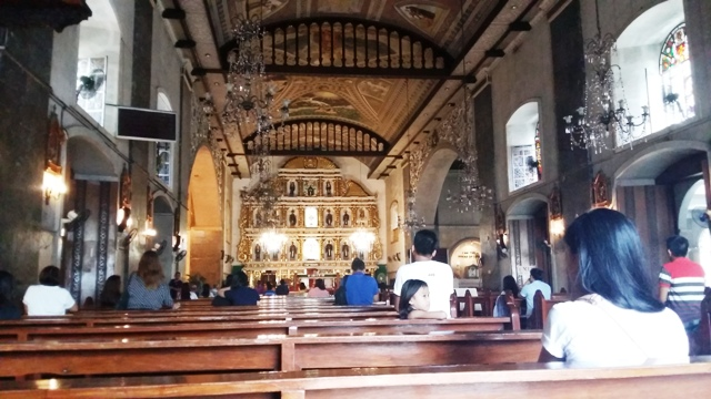 Churches in Cebu City
