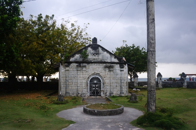 old mortuary chapel