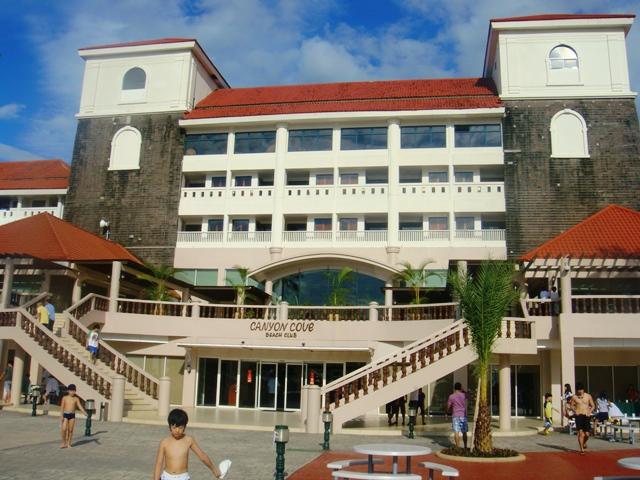 Canyon Cove in Nasugbu, Batangas