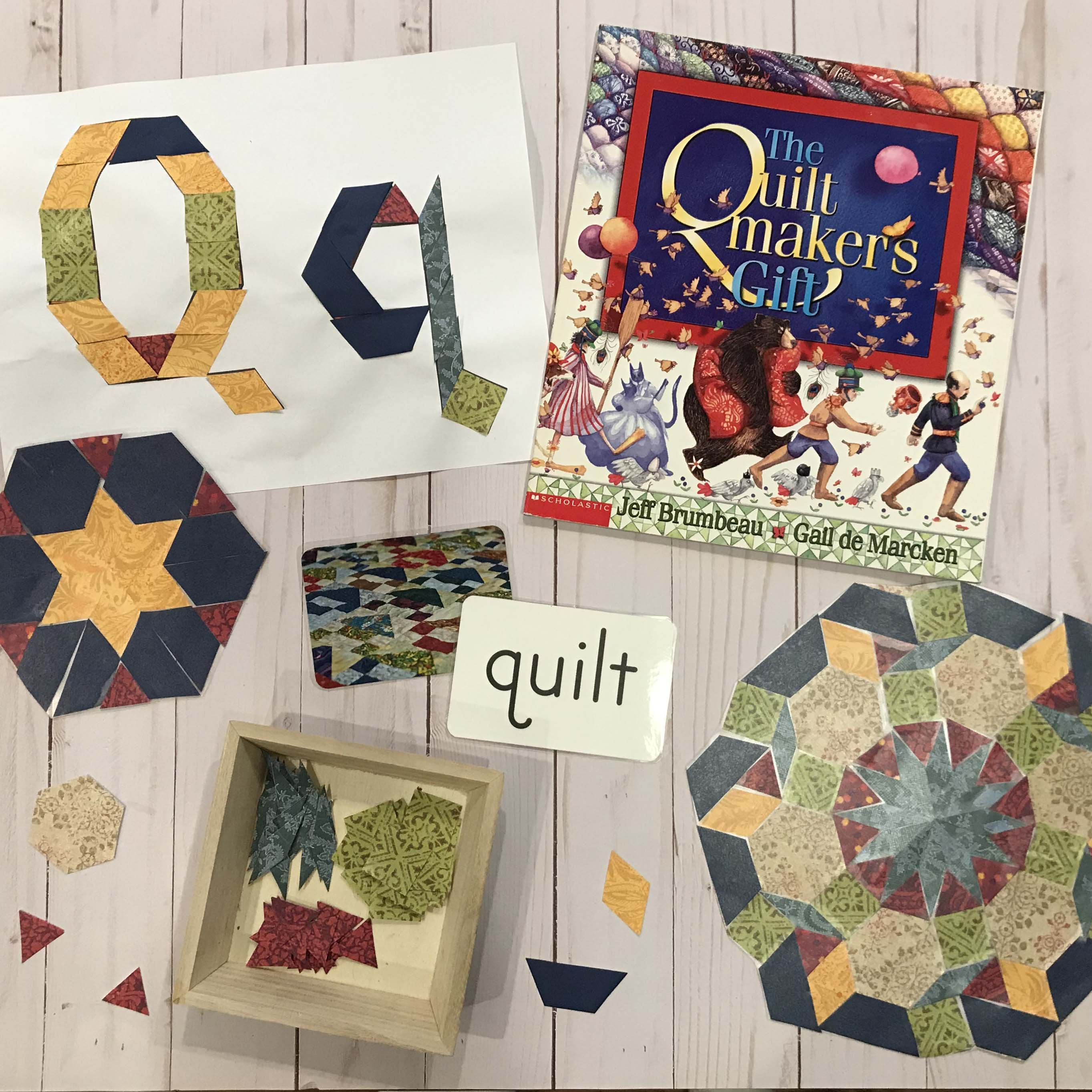 Letter Q Is For Quilt A Joy Filled Journey