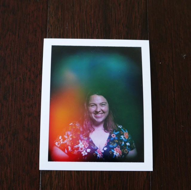 Aura photo from this year