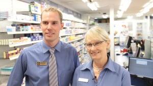Roy and Barbara Packer SuperPharmacyPlus QLD