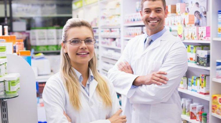 pharmacy staff
