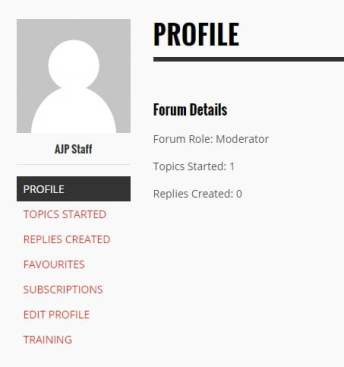 apj-forum-profile help