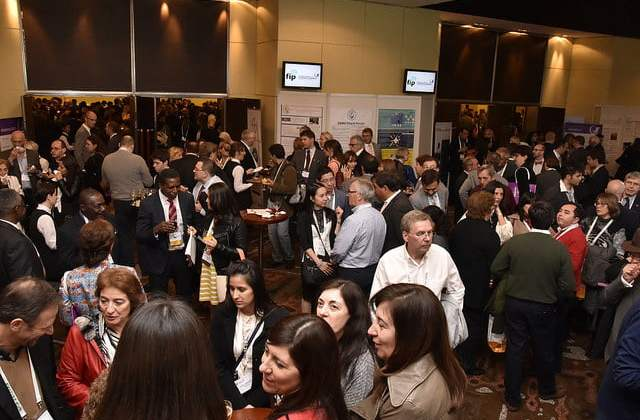 FIP welcome reception