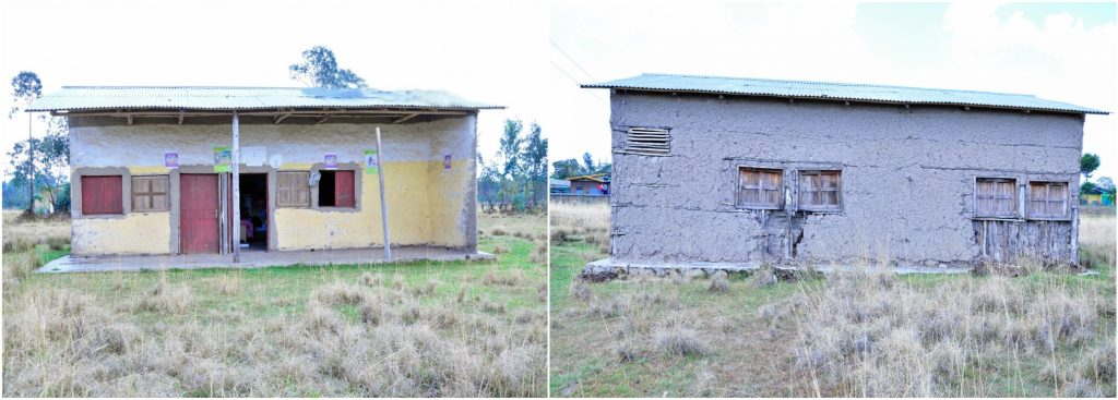 The state of the current health post. The Fullife Foundation will be rebuilding another one in Ethiopia at a new location with electricity and clean water.
